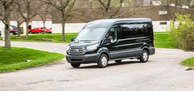 2017 Ford Transit 350 Passenger Van Zarowny Ford Lincoln