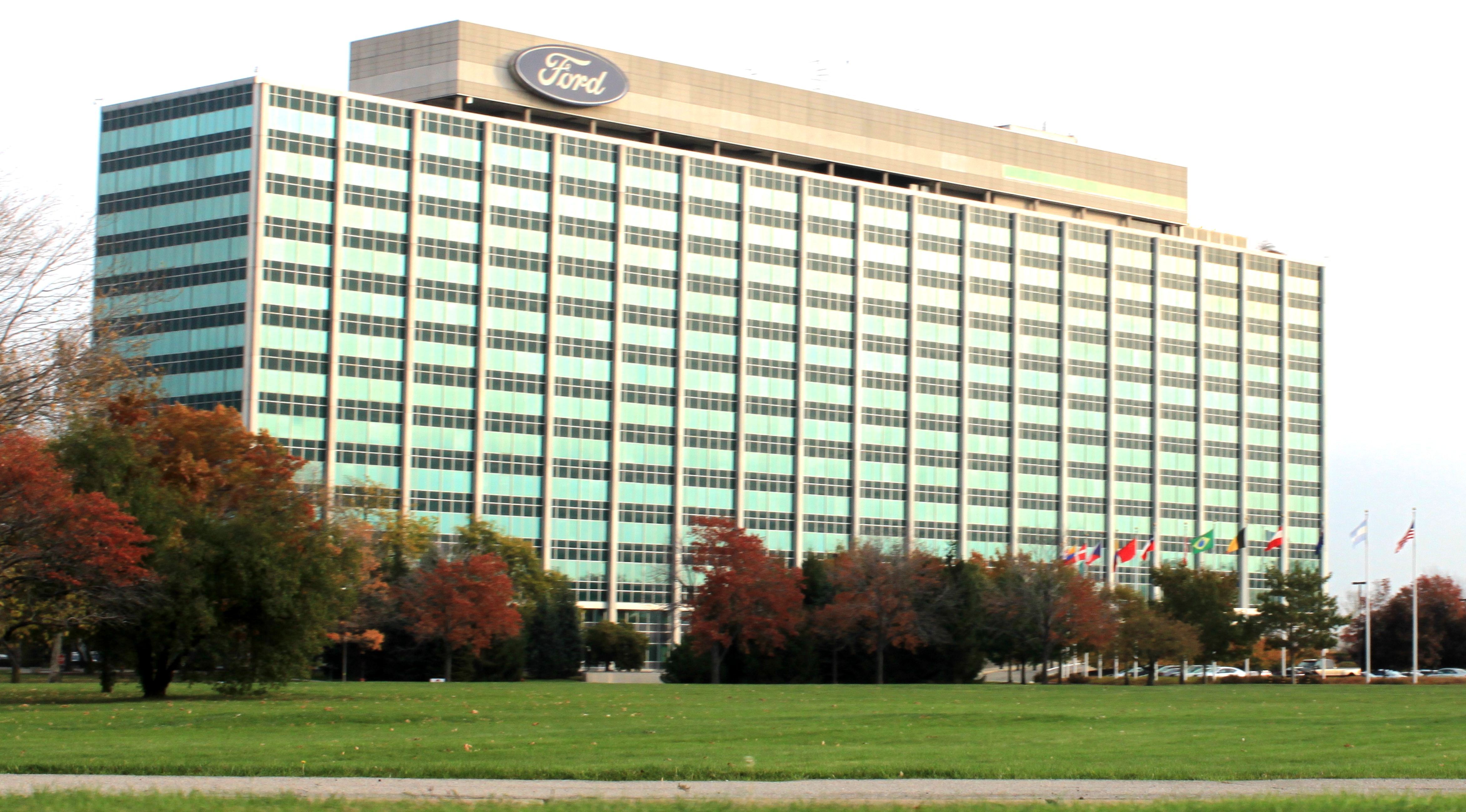 Ford Dearborn Mi >> Ford S Environmental Footprint Zarowny Ford Lincoln Blog